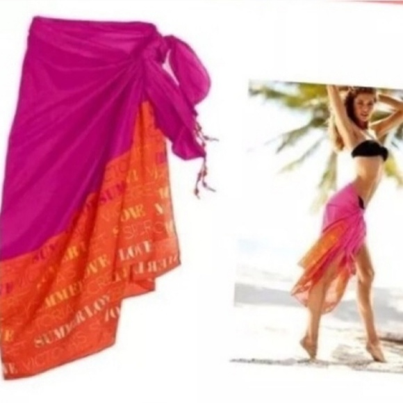 Victoria's Secret Other - Victoria's Secret Summer Love Beach Wrap